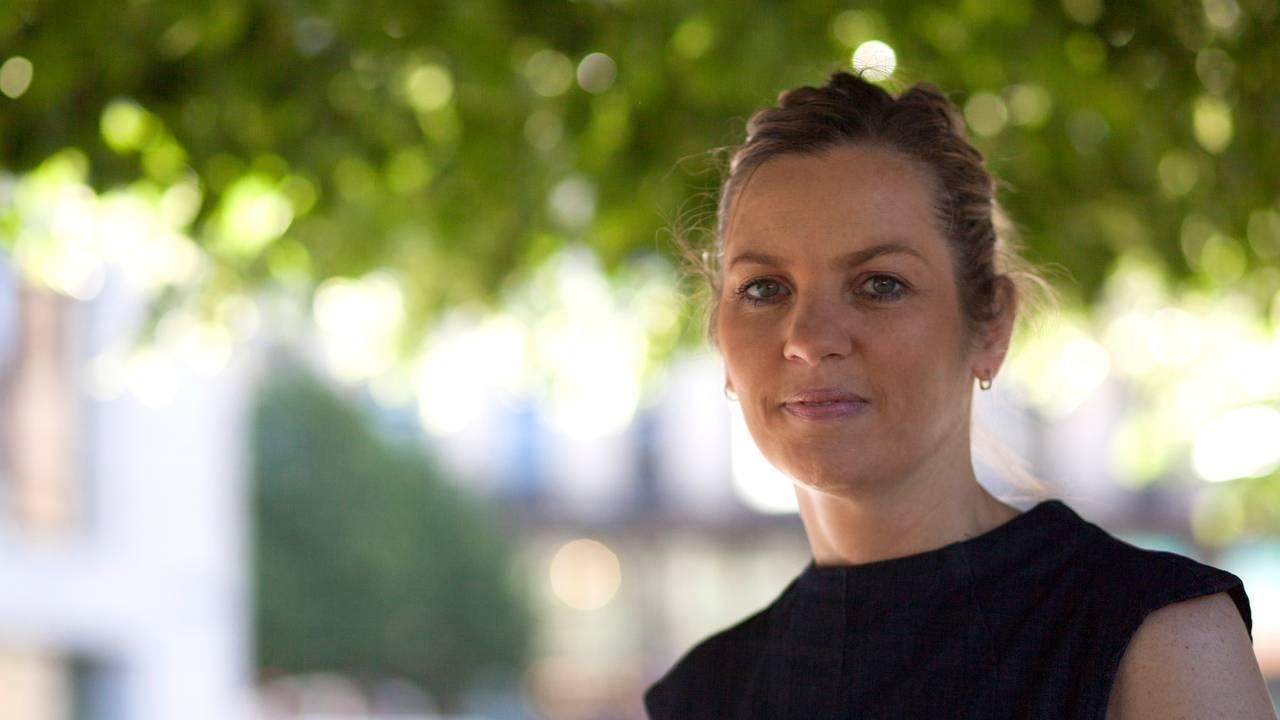 Camilla Hansen Steinum president NTF