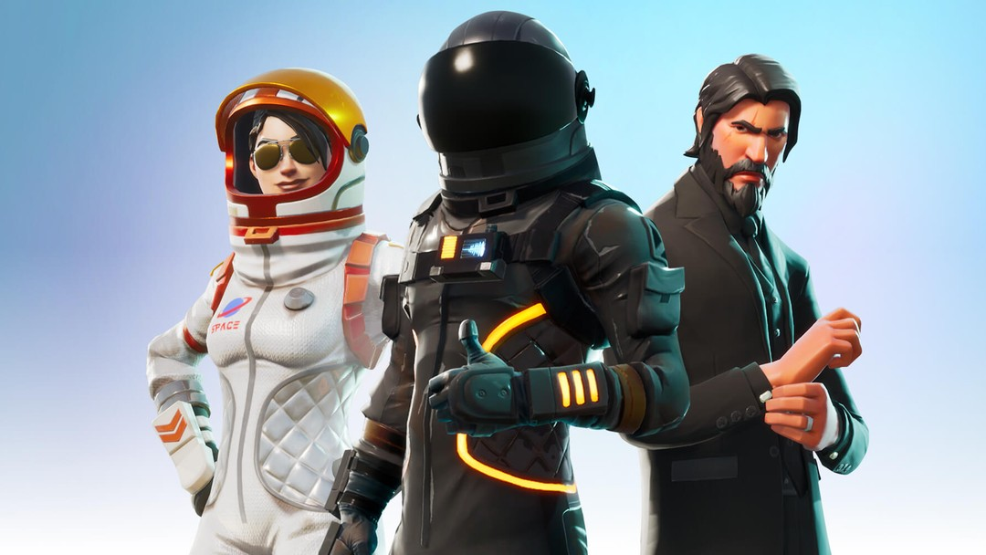 Spill Epic Games