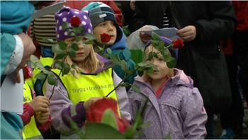 Barn av regnbuen, Haugesund