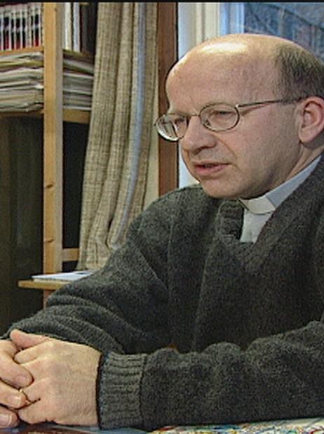 Geir Sørebø vart den siste prosten i ytre Sogn. Foto: Asle Veien, NRK.