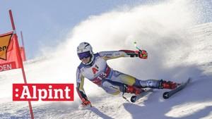 Alpint: Storslalåm 1.omgang, menn