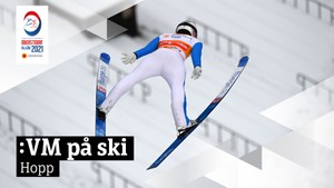 Ski - VM: Hopp kvalifisering, menn
