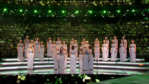 Hovedscenen - TV: Finale i Eurovisjonens Korkonkurranse