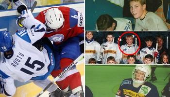 Video Holøs snakker om hockeykarrieren