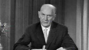 Statsministeren taler: Einar Gerhardsen 1962