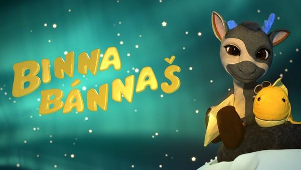 Binnabánnaš er en artig liten skrue som alltid er nysgjerrig på nye ting