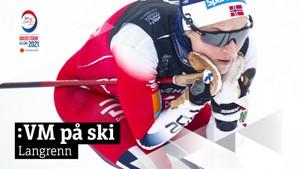 Ski - VM: 4x5 km stafett, kvinner