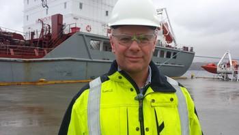 Lars Narverud, dagleg leiar Alexela Sløvåg