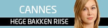 Hege Bakken Riise i Cannes