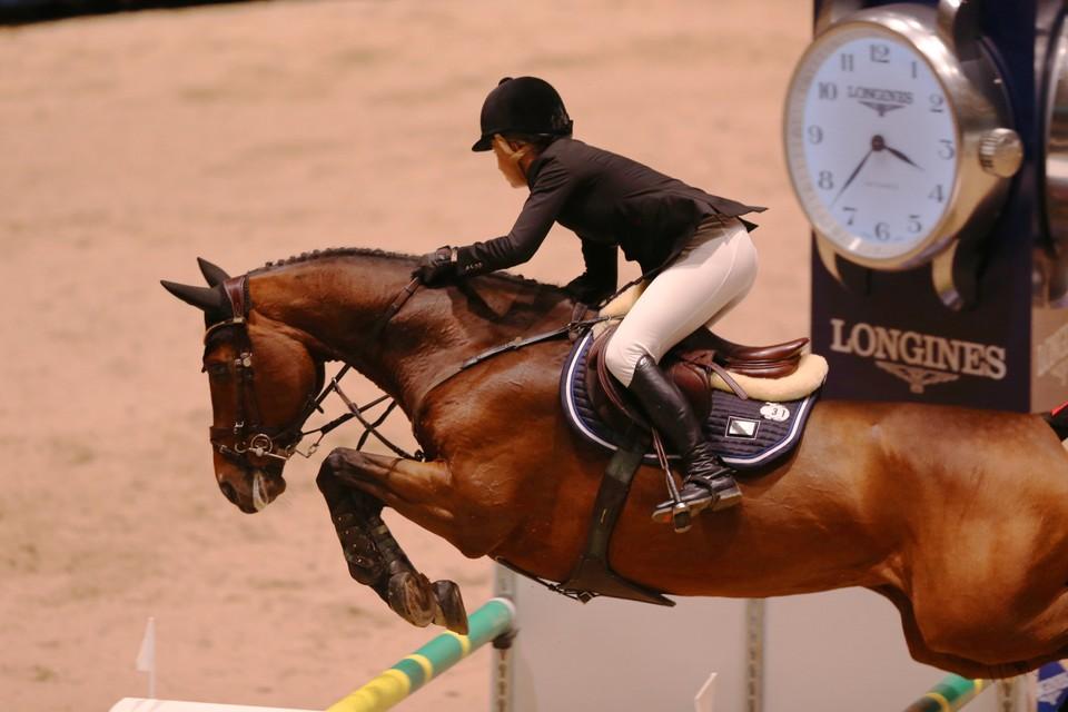 Opptak · VM hestesport: Sprangridning, finale