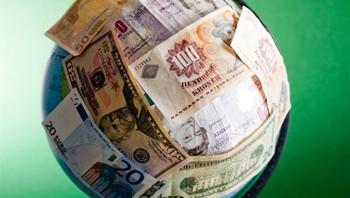 Jordklode penger