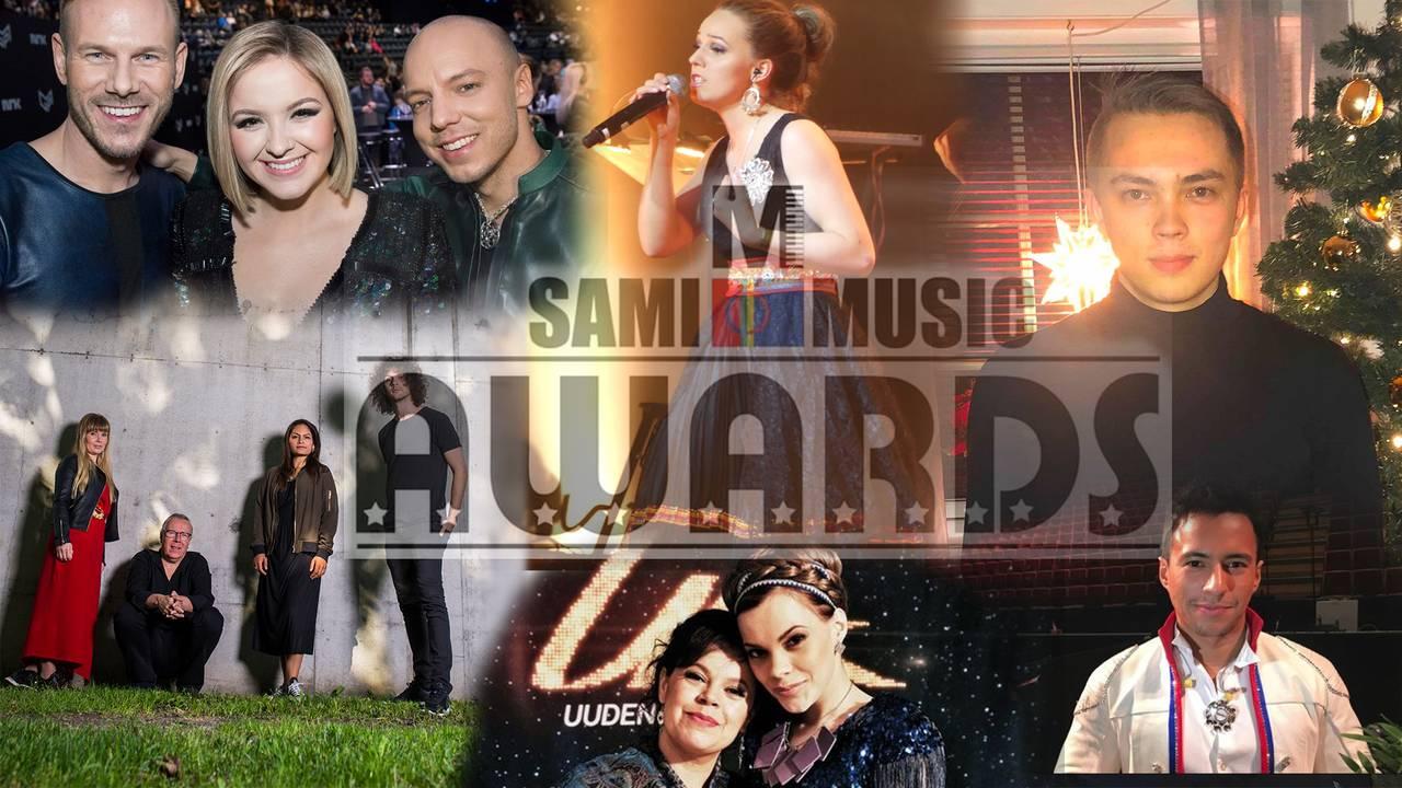 Keiino, Solju, Ivan Buljo, Tundra Electro og Jon Henrik Fjällgren er noen av artistene du kan stemme på under Sami Music Arwards.
