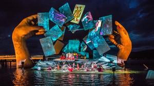 Hovedscenen - TV: Carmen fra Bregenz-festivalen