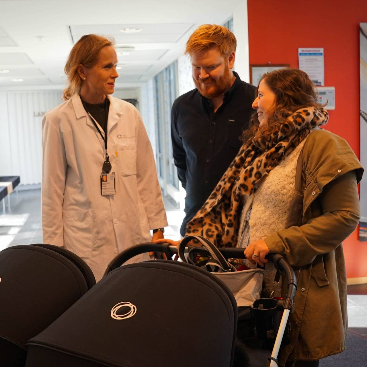 Kristin Åshild Alfstad, Sondre og Grethe-Marie