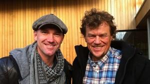 I heisen med: 1. Dagfinn Lyngbø og Lars Monsen