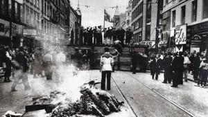 Kampen om Istedgate - opprøret mot nazistene