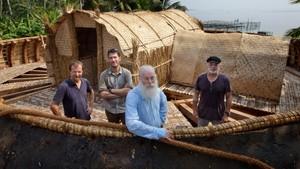 """De bygger """"Noas ark"""""""