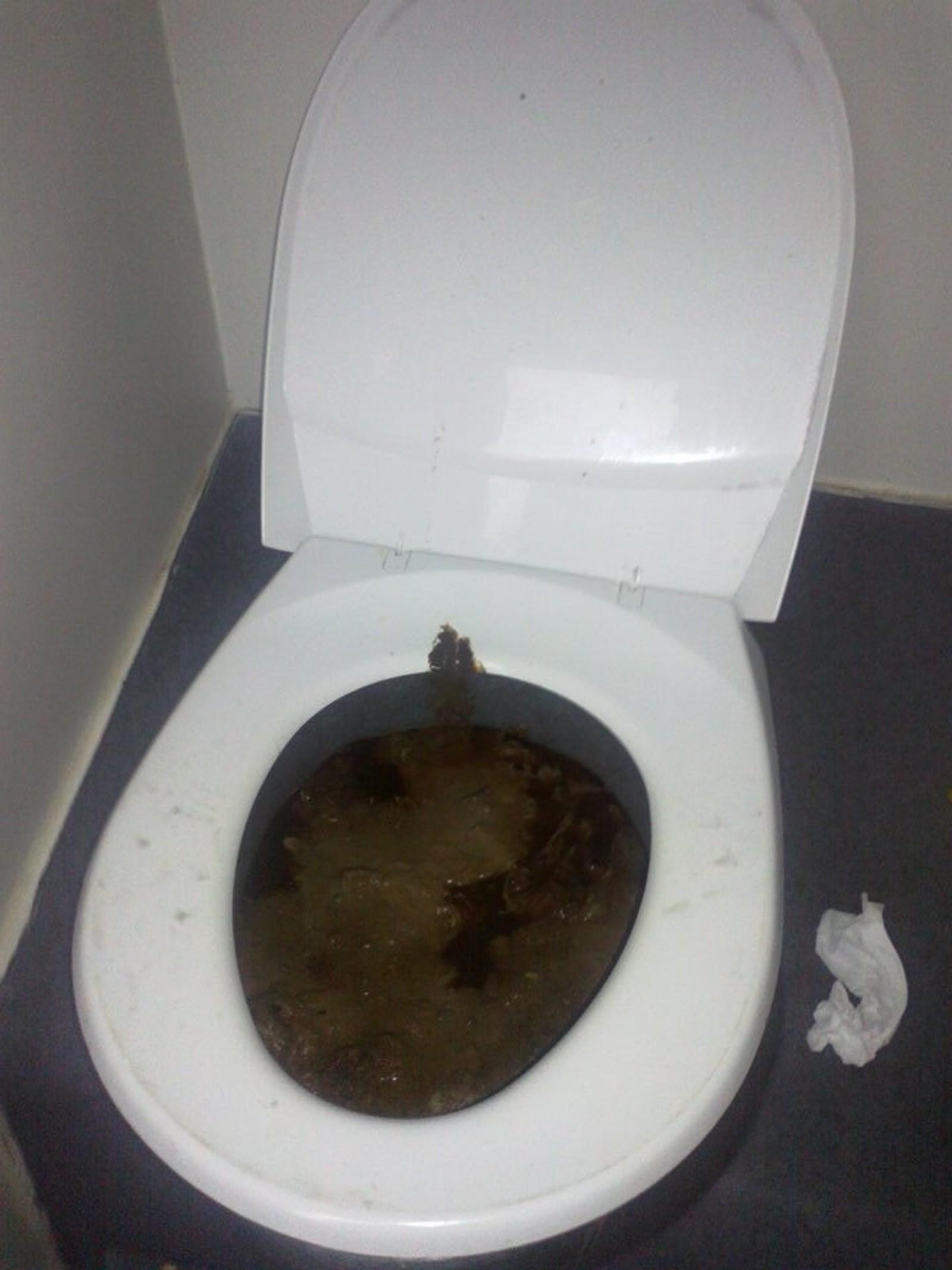 Toalett i Hordaland