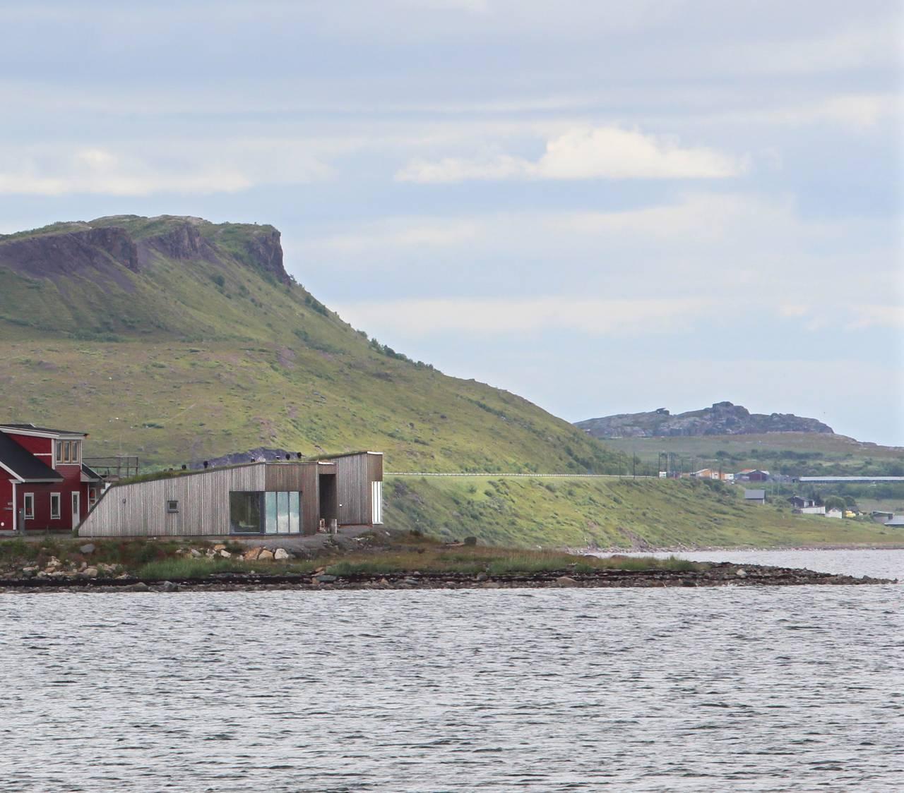 Nesseby, Kløvnes, Varanger Lodge