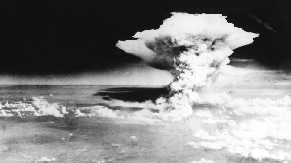 Hiroshima: Da bomben falt