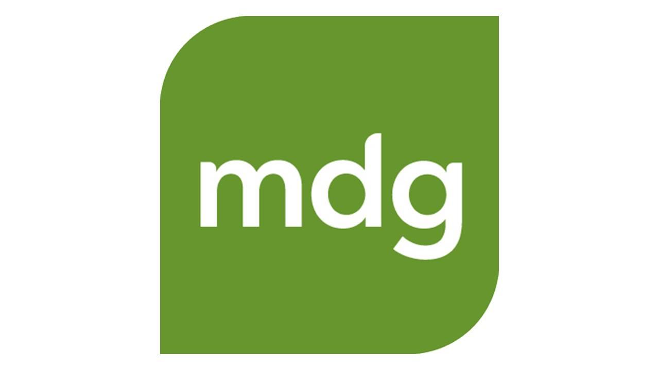 MDG logo
