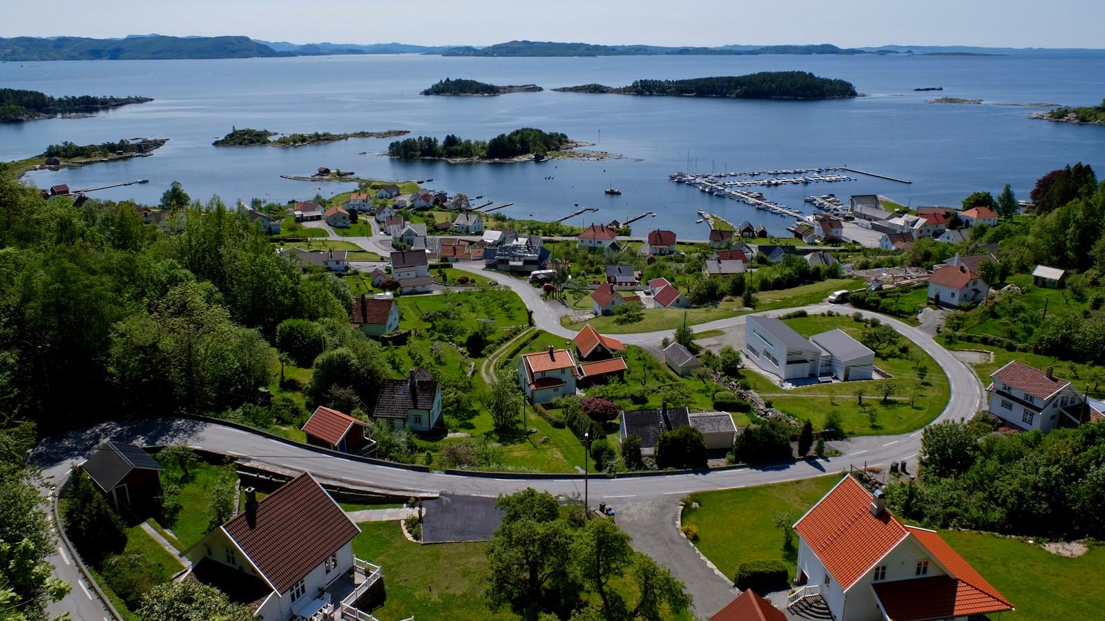 Nedstrand i Vindafjord