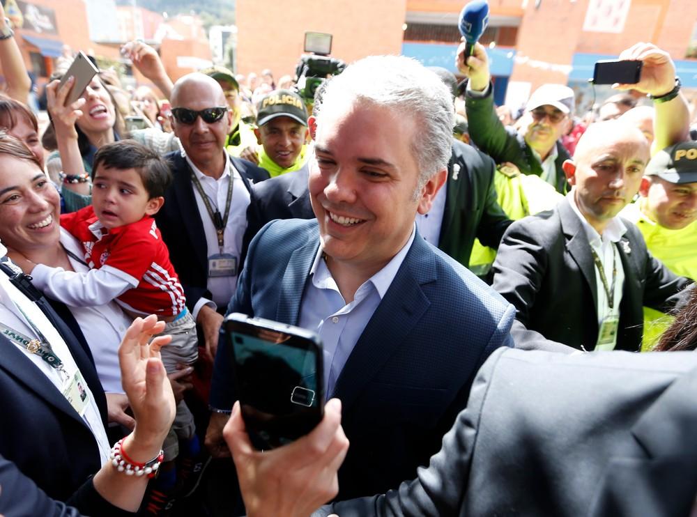 Høyreseier i Colombia – usikkert for fredsplanen