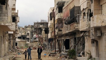 Homs i Syria