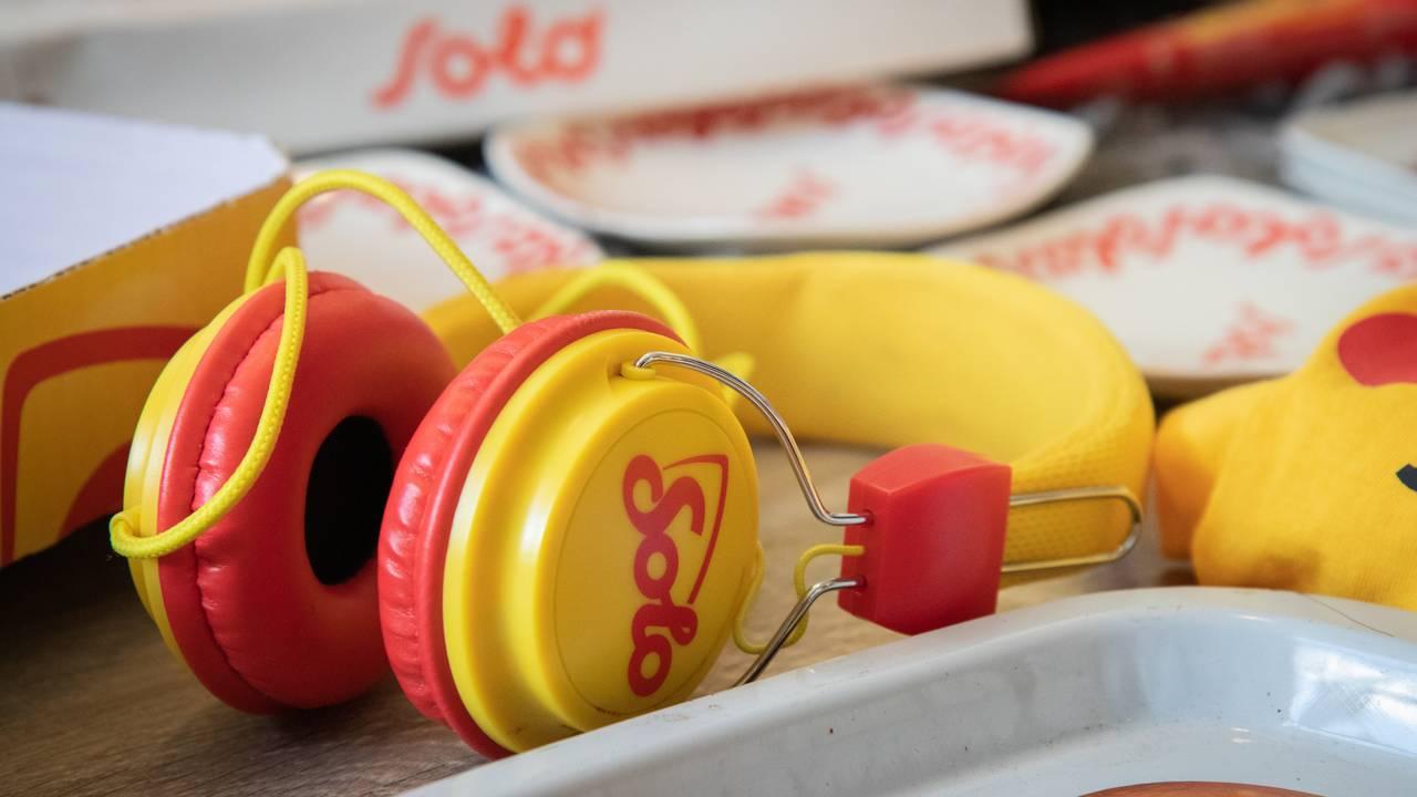 Solo øretelefoner