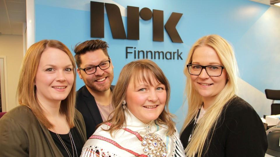 Finnmarkssendinga