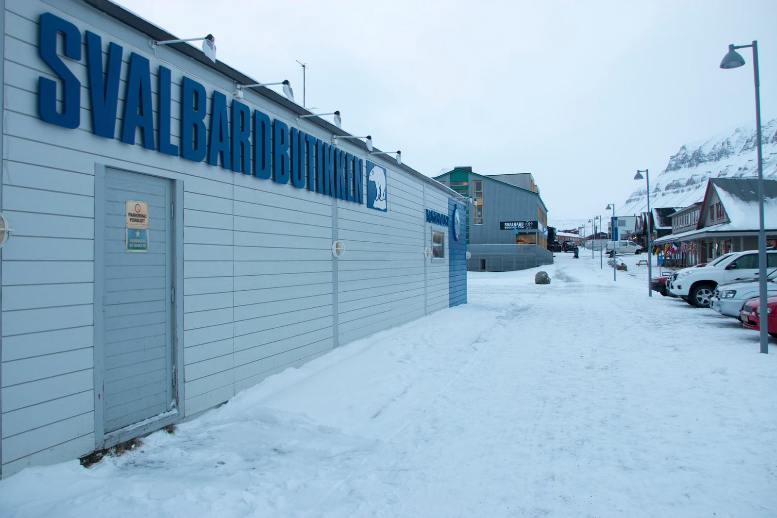 Svalbardbutikken.
