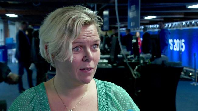 Hilde-Marit Rysst, union leader in Safe