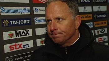 Jan Jönsson om treningskampen mot Vålerenga