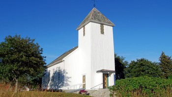 Rørvik kirke