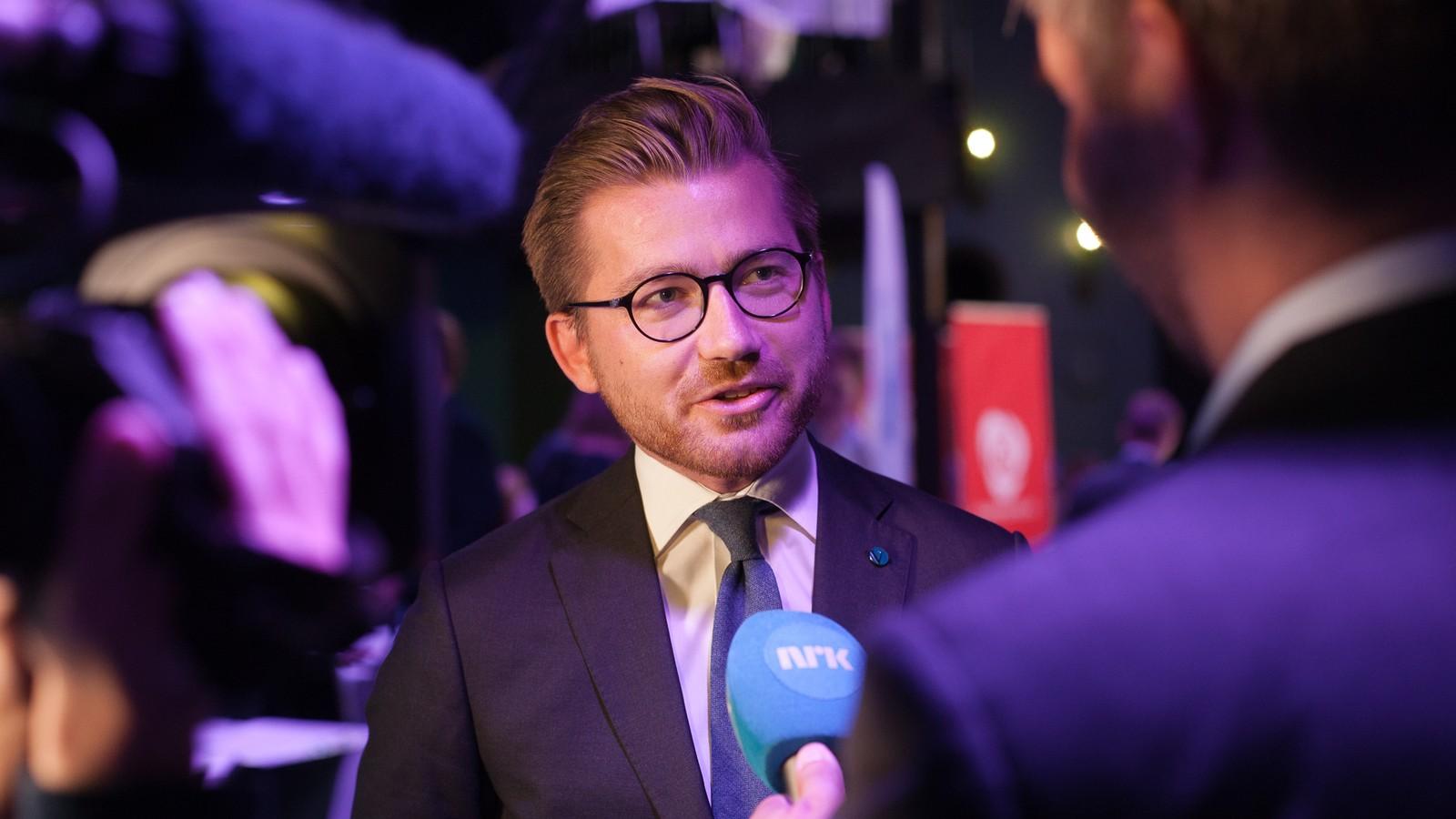 Sveinung Rotevatn kjempar om utjamningsmandatet frå Sogn og Fjordane.