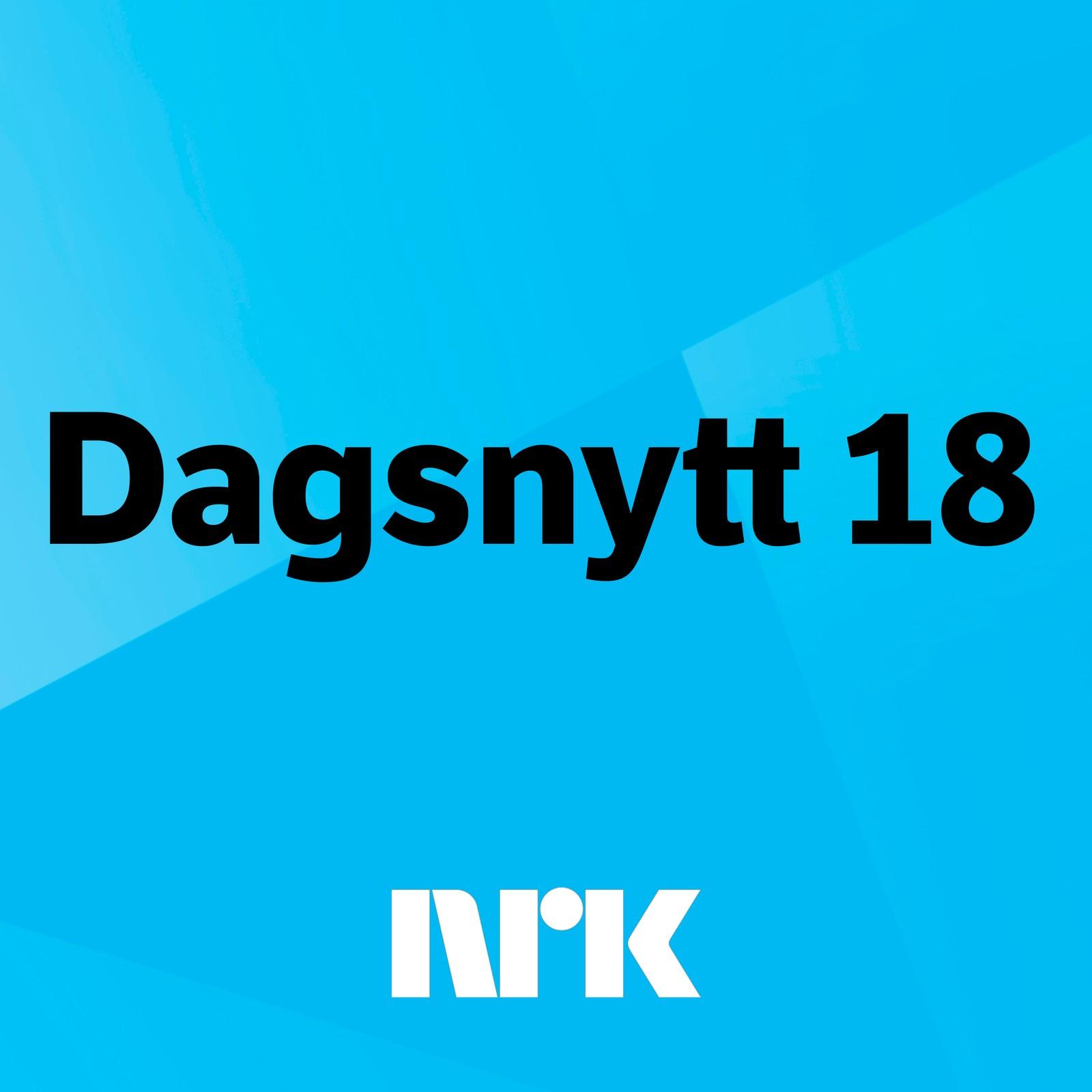 NRK – Dagsnytt Atten