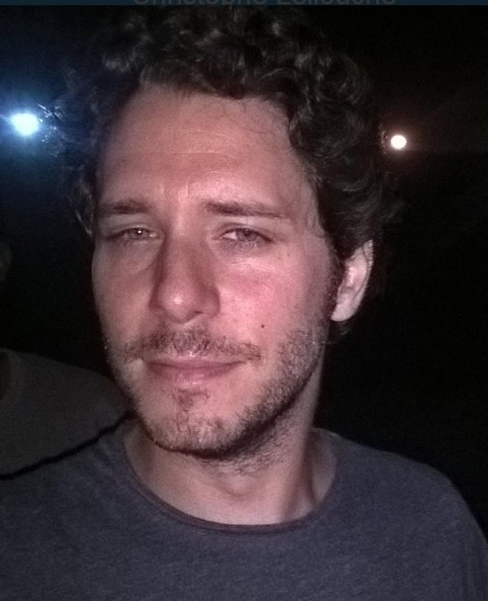 DREPT: Christophe Lellouche (33) døde under Eagles-konserten på Bataclan. Lellouche jobbet innen media.