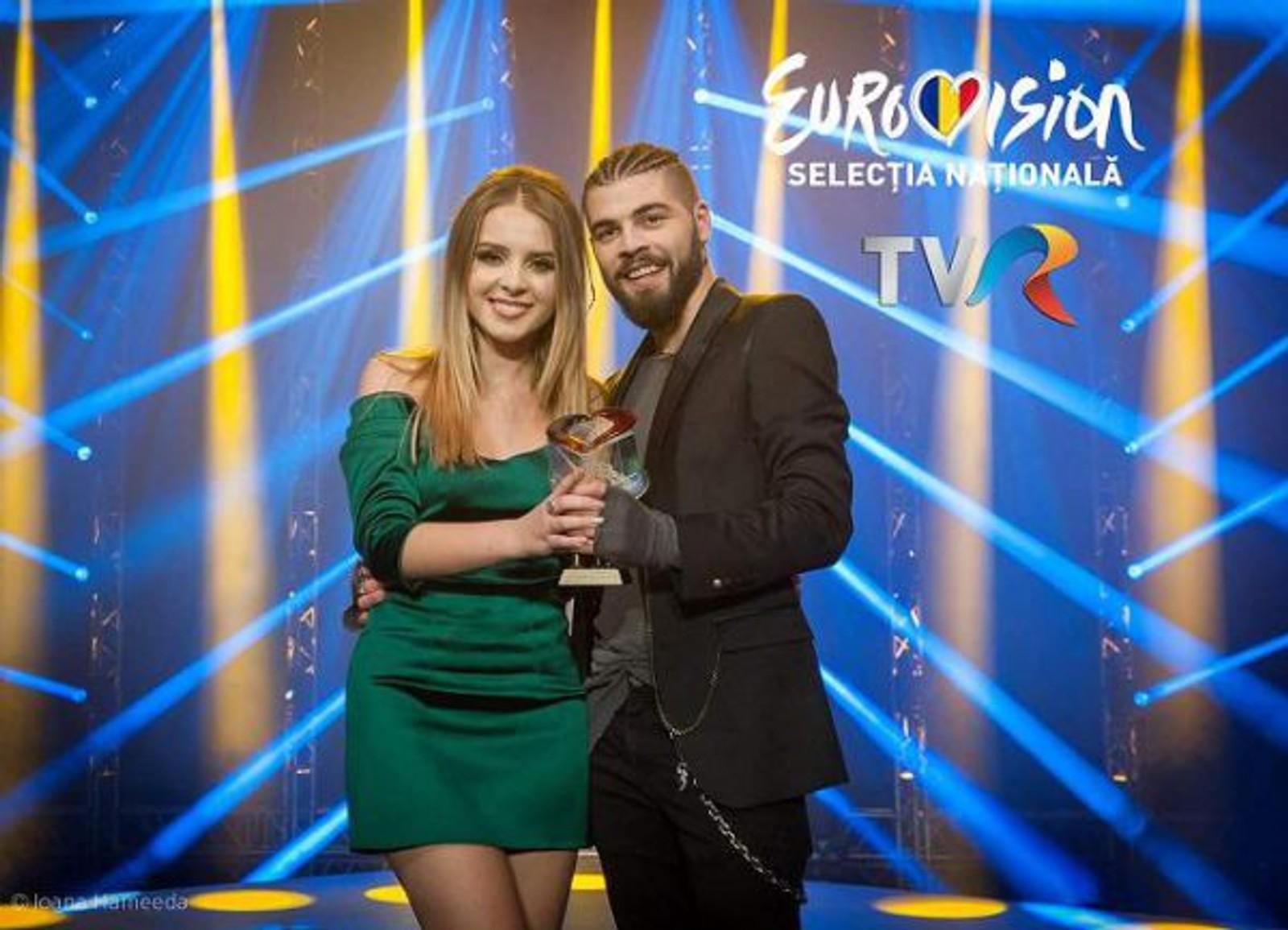 ROMANIA: Ilinca feat. Alex Florea