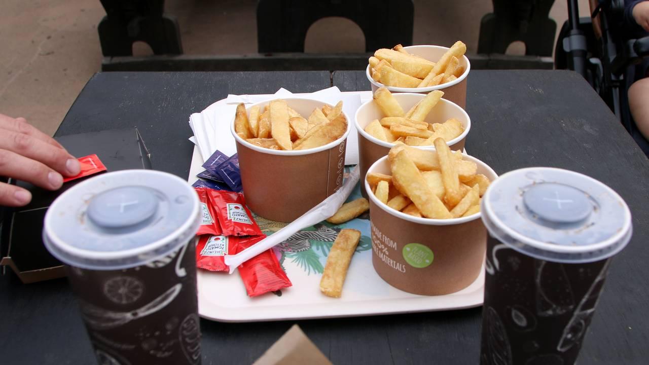 Chips i Dyreparken