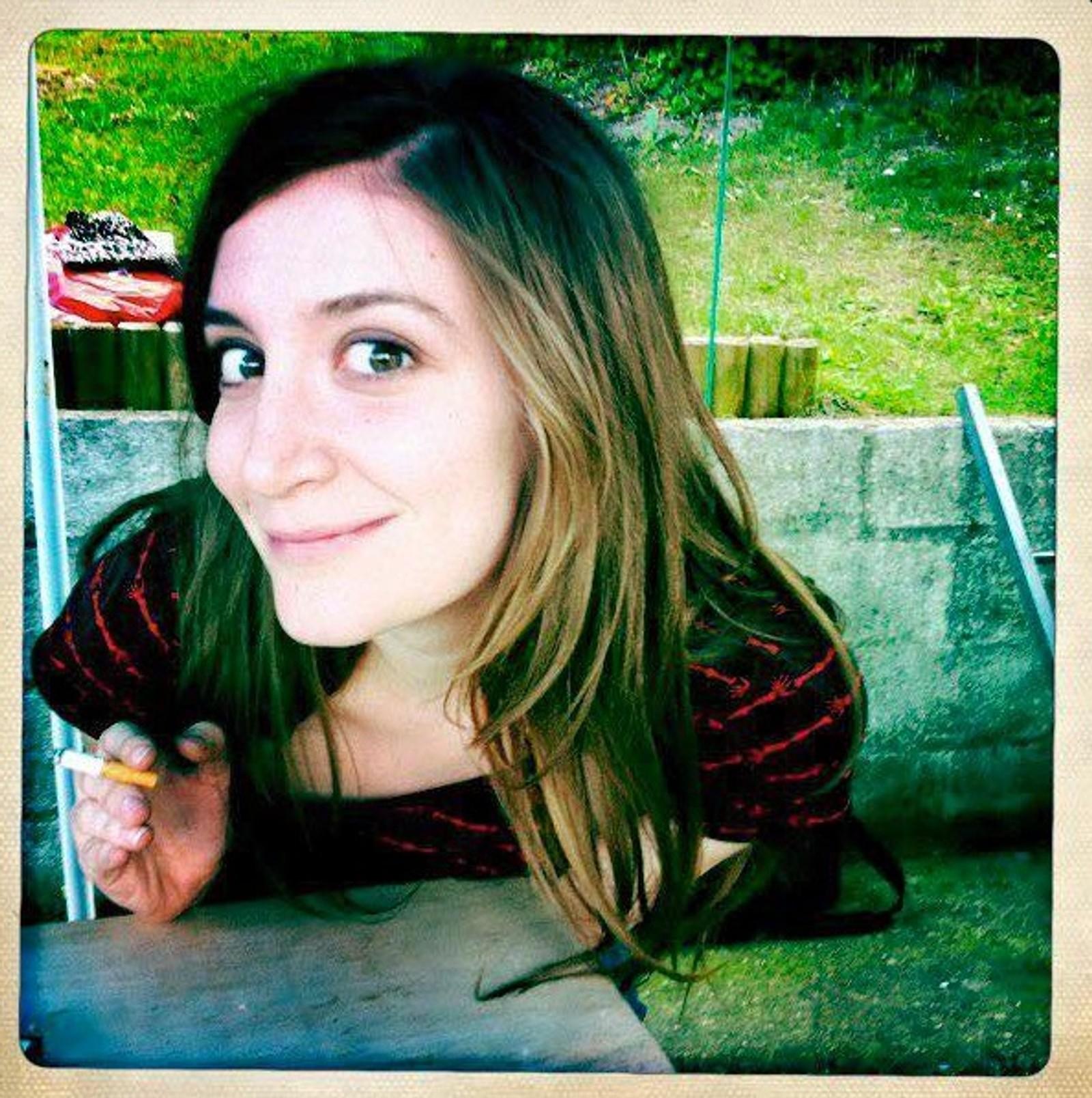 DREPT: Redaktøren Fanny Minot døde i terroangrepene i Paris. Hun mistet livet på Bataclan. Minot jobbet i tv-selskapet Canal+.