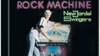 New Jordal Swingers - Rock Machine