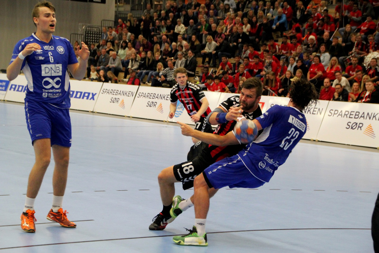 Einar Ingi Hrafnsson prøver seg for ØIF.