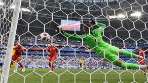 Fotball - VM: Kvartfinale Sverige - England