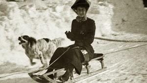 Fra de kongelige samlinger: 4. De første ski og kjelker