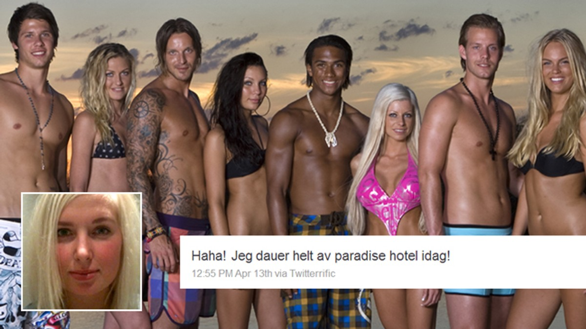 paradise hotel sex norge norsksex