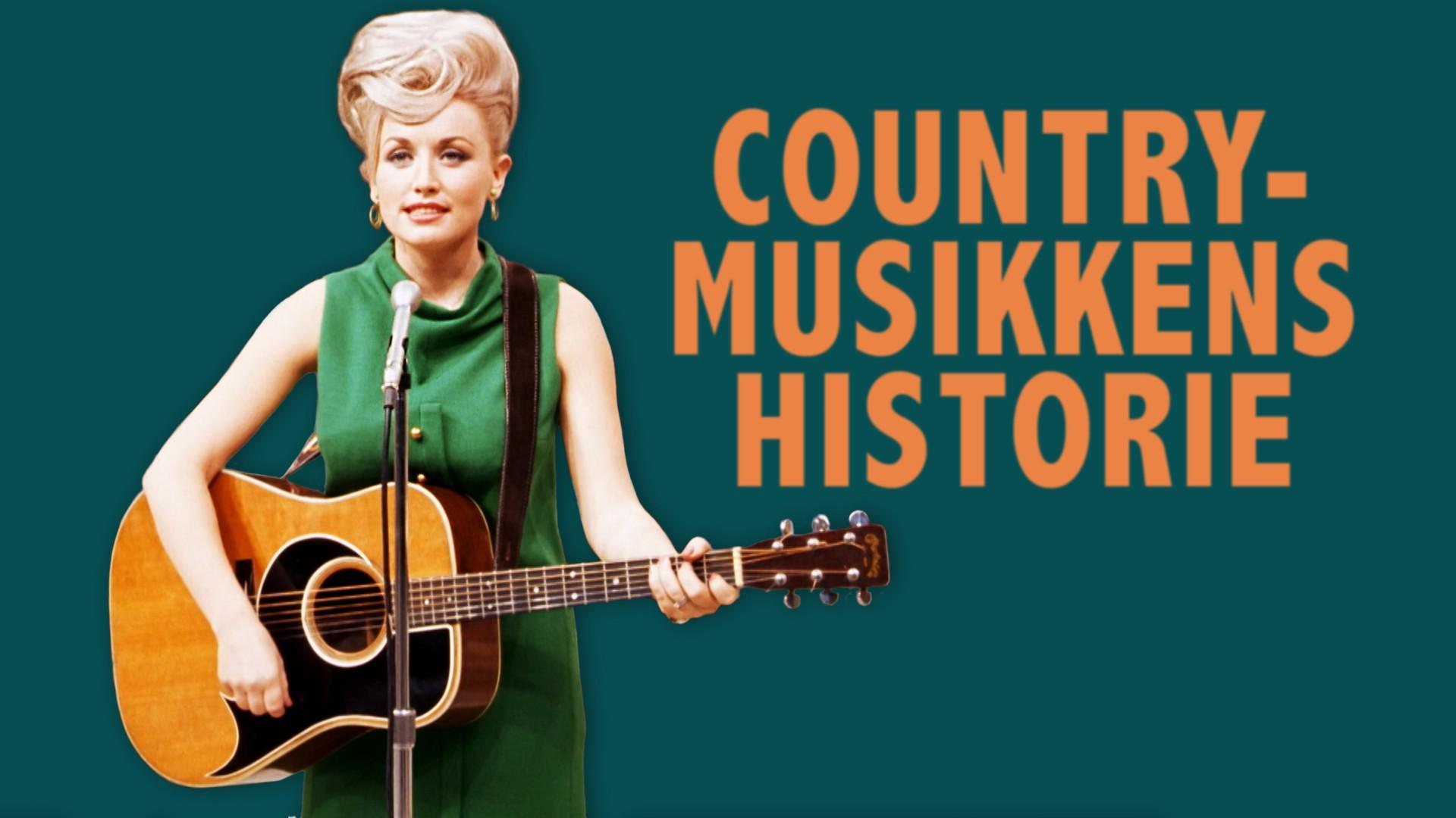 NRK TV – Countrymusikkens historie – 4. Rocken kommer (Sesong 1)