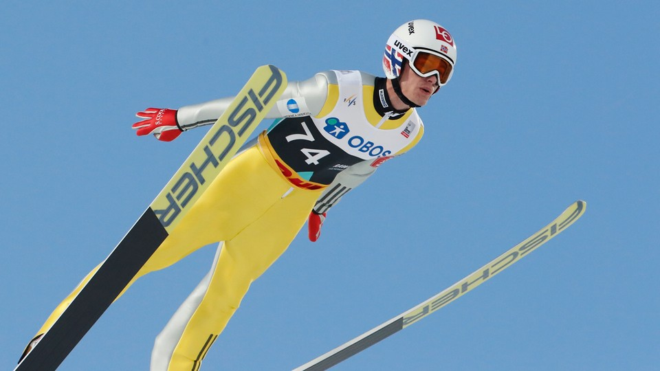 Skiflyging, kvalifisering