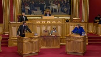 Terje Breivik fra Venstre roser Erna Solberg, men langer ut mot Sylvi Listhaug og hennes utspill.