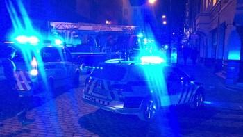 20 personer ble evakuert da det natt til søndag brøt ut brann i restauranten Brazil Churrascaria.