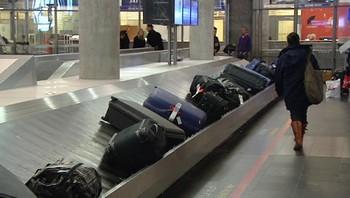 Bagasjebånd Oslo Lufthavn Gardermoen OSL